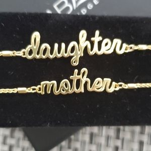 Mother Daughter Jewelry Bracelets